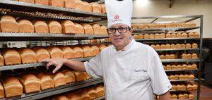 La receta de un panadero de talla mundial. Entrevista el Telégrafo